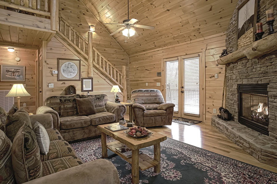 Moose Ridge Mountain View Cabin Rental Blue Ridge Ga