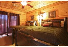 Rich Mountain Lodge :: Bedroom 4