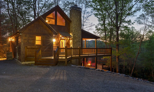 River Bluff Cabin